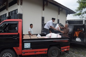 Bantuan Bencana Puting Beliung